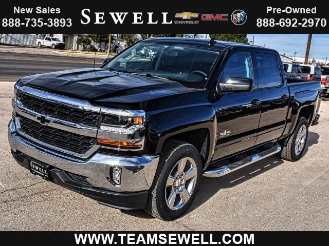 2018 Silverado 1500 Crew Cab Pickup #C18172 - photo 1