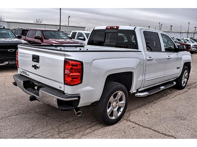 2018 Silverado 1500 Crew Cab Pickup #C18214 - photo 4