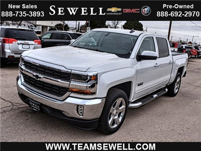 2018 Silverado 1500 Crew Cab Pickup #C18214 - photo 1