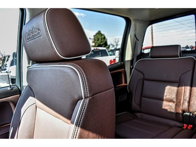 2018 Silverado 1500 Crew Cab 4x4, Pickup #C18240 - photo 11