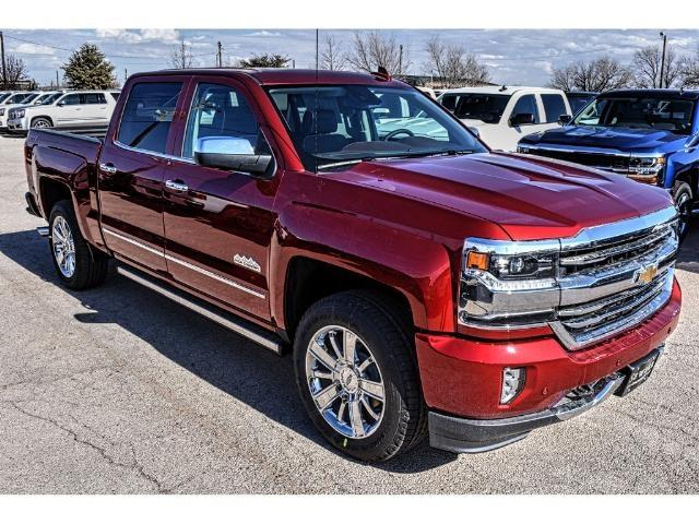 2018 Silverado 1500 Crew Cab 4x4, Pickup #C18240 - photo 5