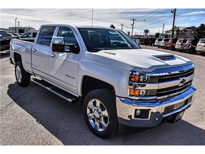 2018 Silverado 2500 Crew Cab 4x4, Pickup #C18338 - photo 5
