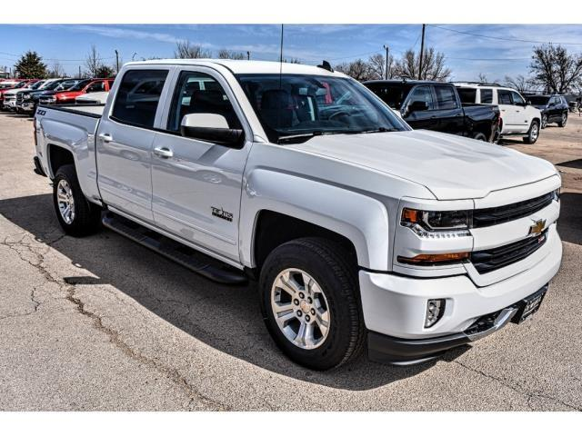 2018 Silverado 1500 Crew Cab 4x4, Pickup #C18352 - photo 5