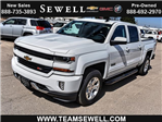 2018 Silverado 1500 Crew Cab 4x4, Pickup #C18352 - photo 1