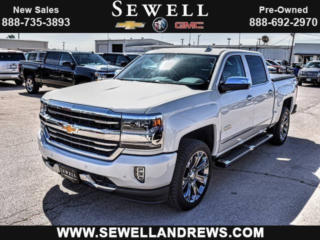 2018 Silverado 1500 Crew Cab 4x4, Pickup #C18496 - photo 1