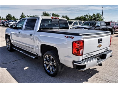 2018 Silverado 1500 Crew Cab 4x4, Pickup #C18496 - photo 2