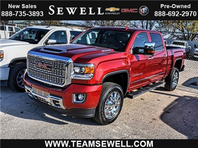 2018 Sierra 2500 Crew Cab 4x4 Pickup #G18101 - photo 1