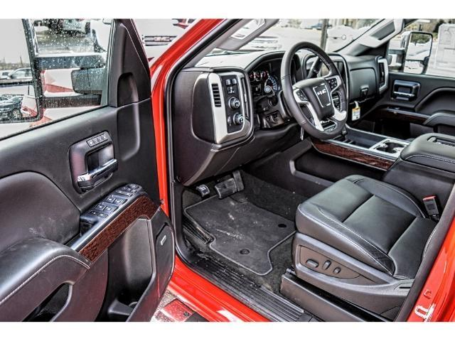 2018 Sierra 2500 Crew Cab 4x4 Pickup #G18120 - photo 21