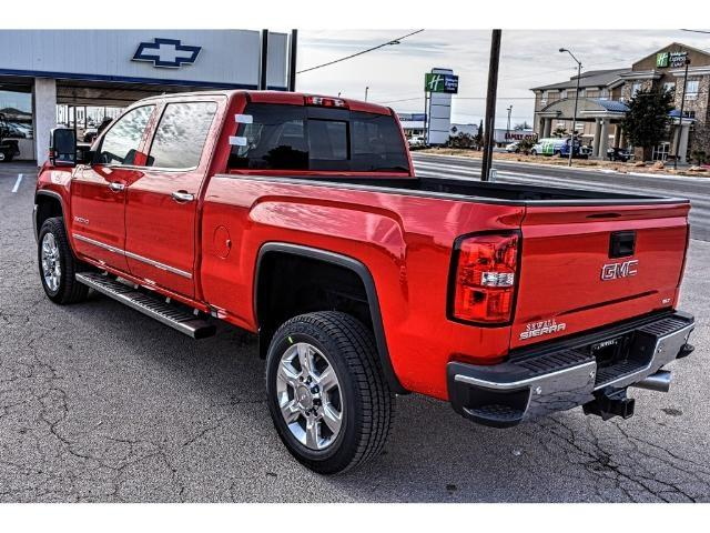 2018 Sierra 2500 Crew Cab 4x4 Pickup #G18120 - photo 2