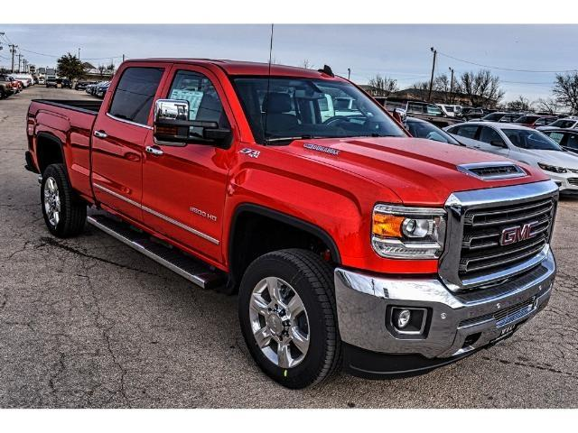 2018 Sierra 2500 Crew Cab 4x4 Pickup #G18120 - photo 5