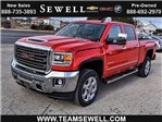 2018 Sierra 2500 Crew Cab 4x4 Pickup #G18120 - photo 1