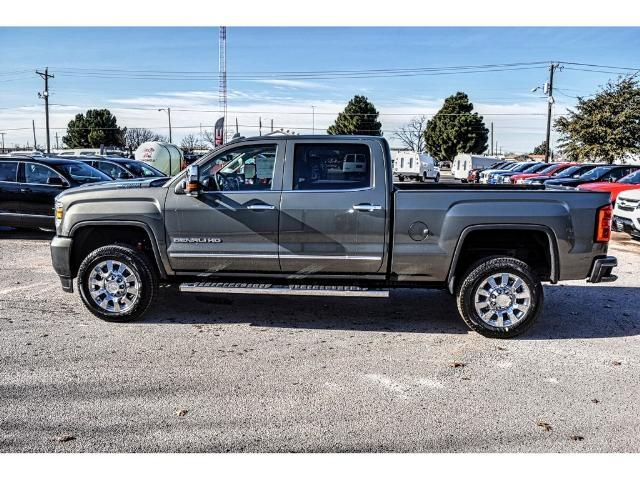 2018 Sierra 2500 Crew Cab 4x4 Pickup #G18121 - photo 3