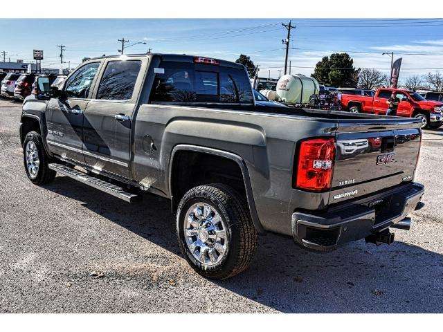 2018 Sierra 2500 Crew Cab 4x4 Pickup #G18121 - photo 2