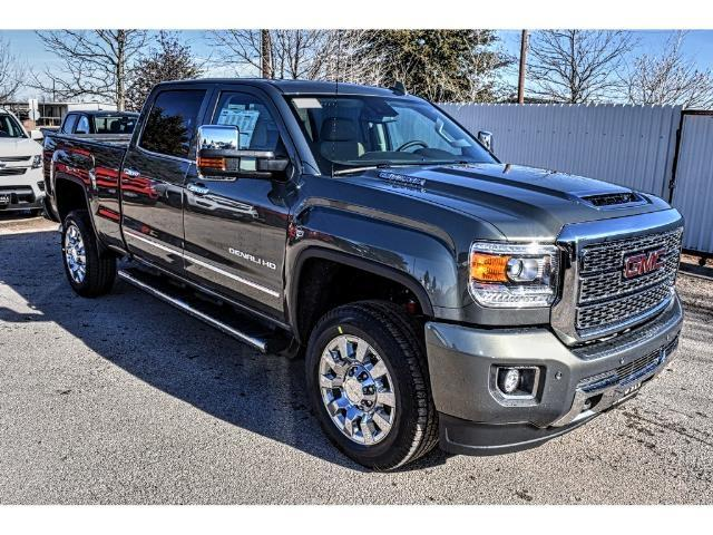 2018 Sierra 2500 Crew Cab 4x4, Pickup #G18121 - photo 5