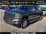 2018 Sierra 2500 Crew Cab 4x4, Pickup #G18121 - photo 1