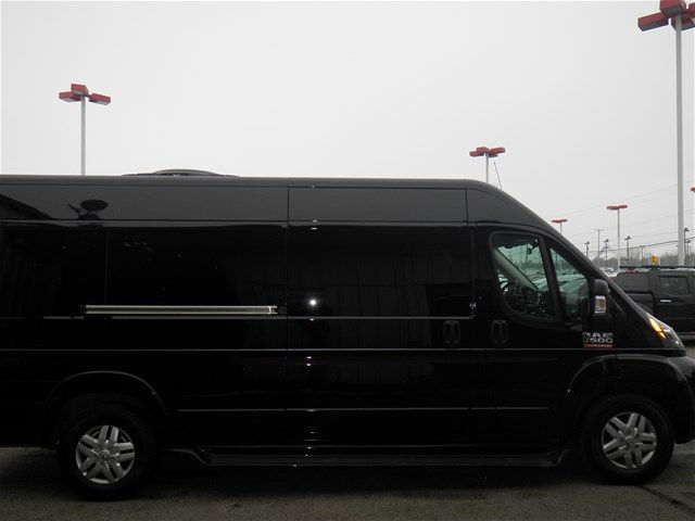 2015 ProMaster 3500 Extended High Roof Passenger Wagon #FE505375 - photo 13