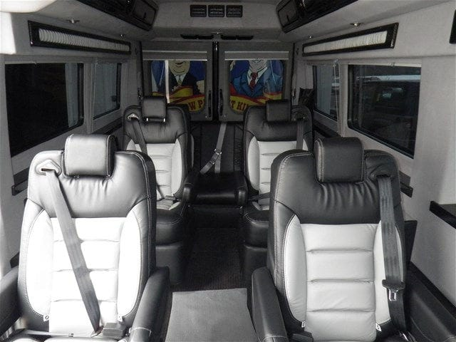 2015 ProMaster 3500 Extended High Roof Passenger Wagon #FE505375 - photo 4