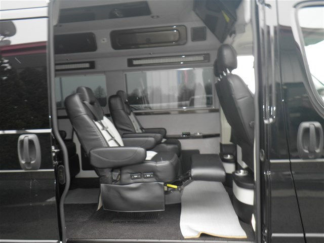 2015 ProMaster 3500 Extended High Roof Passenger Wagon #FE505375 - photo 36