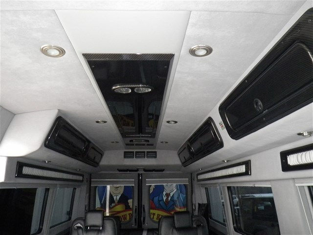 2015 ProMaster 3500 Extended High Roof Passenger Wagon #FE505375 - photo 37