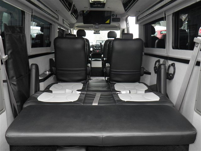 2015 ProMaster 3500 Extended High Roof Passenger Wagon #FE505375 - photo 6