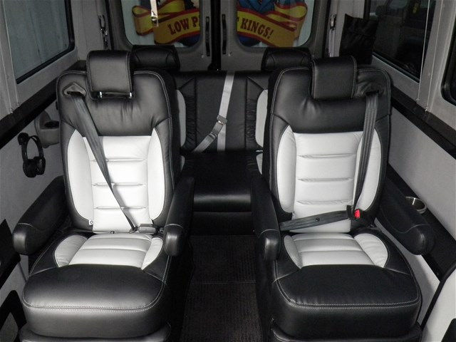 2015 ProMaster 3500 Extended High Roof Passenger Wagon #FE505375 - photo 58