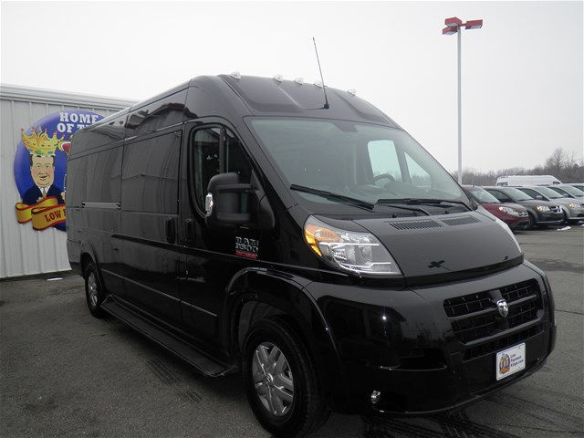 2015 ProMaster 3500 Extended High Roof Passenger Wagon #FE505375 - photo 7