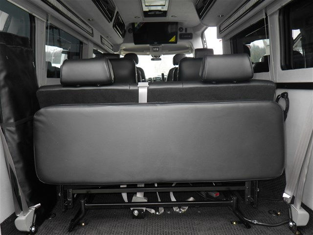 2015 ProMaster 3500 Extended High Roof Passenger Wagon #FE505375 - photo 70
