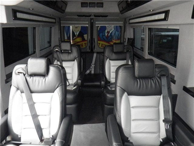 2015 ProMaster 3500 Extended Passenger Wagon #FE505375 - photo 4