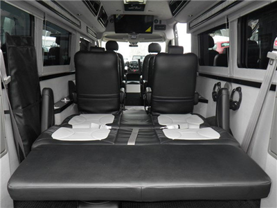 2015 ProMaster 3500 Extended Passenger Wagon #FE505375 - photo 6