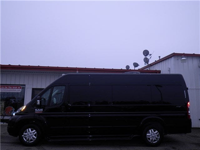 2015 ProMaster 3500 Extended Passenger Wagon #FE505375 - photo 8