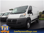 2017 ProMaster 1500 Low Roof,  Empty Cargo Van #HE551359 - photo 1
