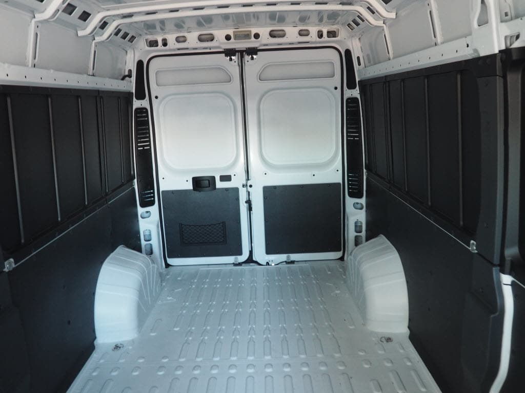 2017 ProMaster 2500 High Roof Cargo Van #HE551443 - photo 2