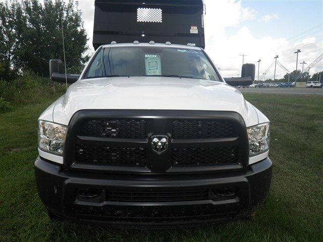 2017 Ram 3500 Crew Cab DRW 4x4, Knapheide Dump Body #HG513422 - photo 12