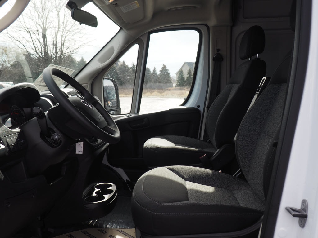 2018 ProMaster 2500 High Roof, Cargo Van #JE119742 - photo 3