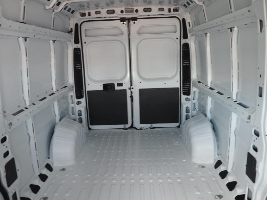 2018 ProMaster 2500 High Roof, Cargo Van #JE119743 - photo 2