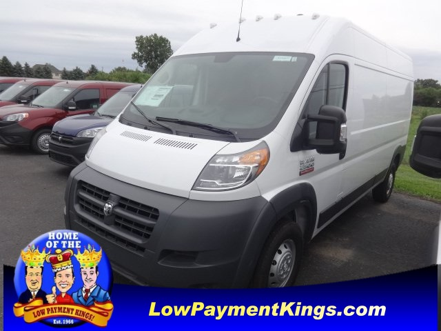 2018 ProMaster 2500 High Roof FWD,  Empty Cargo Van #JE143977 - photo 1