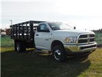 2018 Ram 3500 Regular Cab DRW 4x4 Stake Bed #JG104635 - photo 4