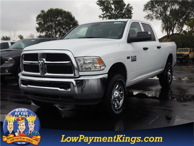 2018 Ram 2500 Crew Cab 4x4,  Pickup #JG106790 - photo 1