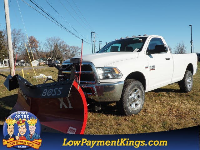 2018 Ram 2500 Regular Cab 4x4,  Pickup #JG139443 - photo 1