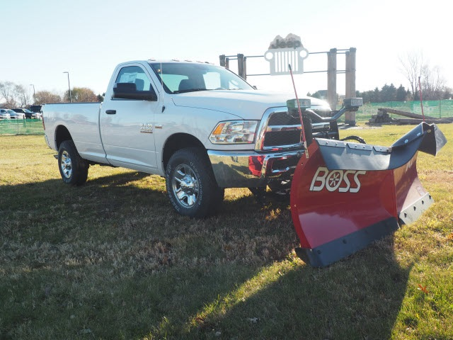 2018 Ram 2500 Regular Cab 4x4,  Pickup #JG139443 - photo 2