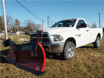 2018 Ram 2500 Regular Cab 4x4, Ram Pickup #JG139443 - photo 1