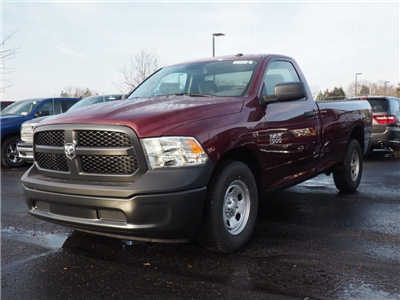 2018 Ram 1500 Regular Cab, Pickup #JG186066 - photo 1