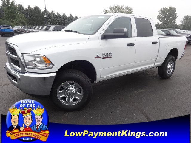2018 Ram 2500 Crew Cab 4x4,  Pickup #JG270708 - photo 1