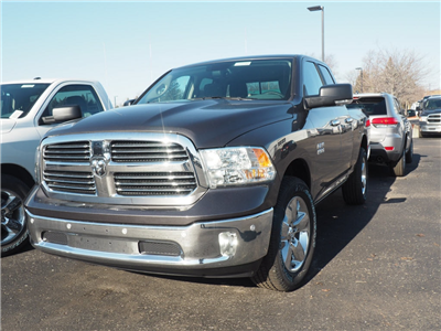 2018 Ram 1500 Quad Cab 4x4, Pickup #JS225383 - photo 1