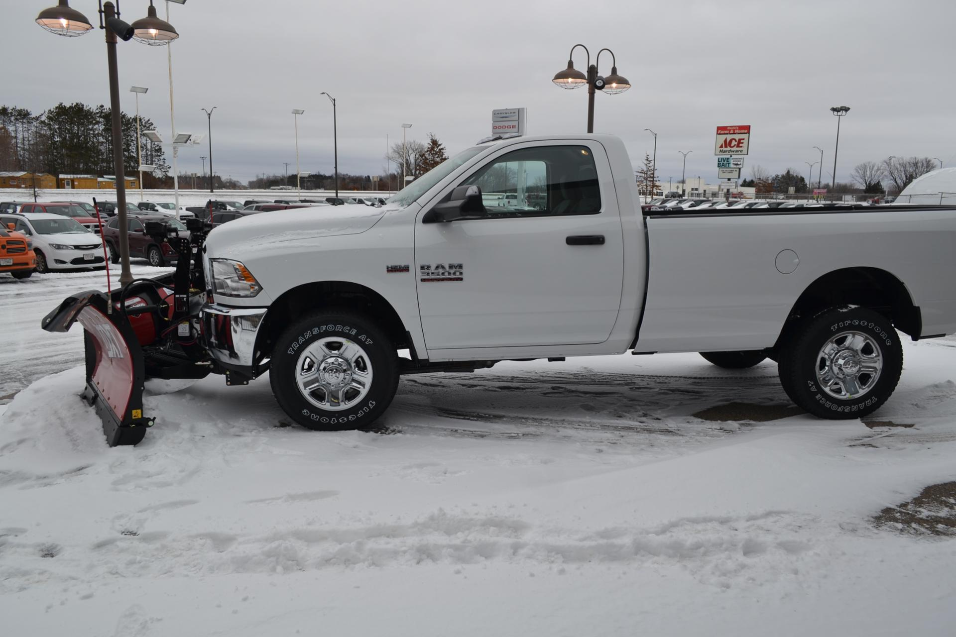 2018 Ram 3500 Regular Cab 4x4,  Pickup #18-1089 - photo 11