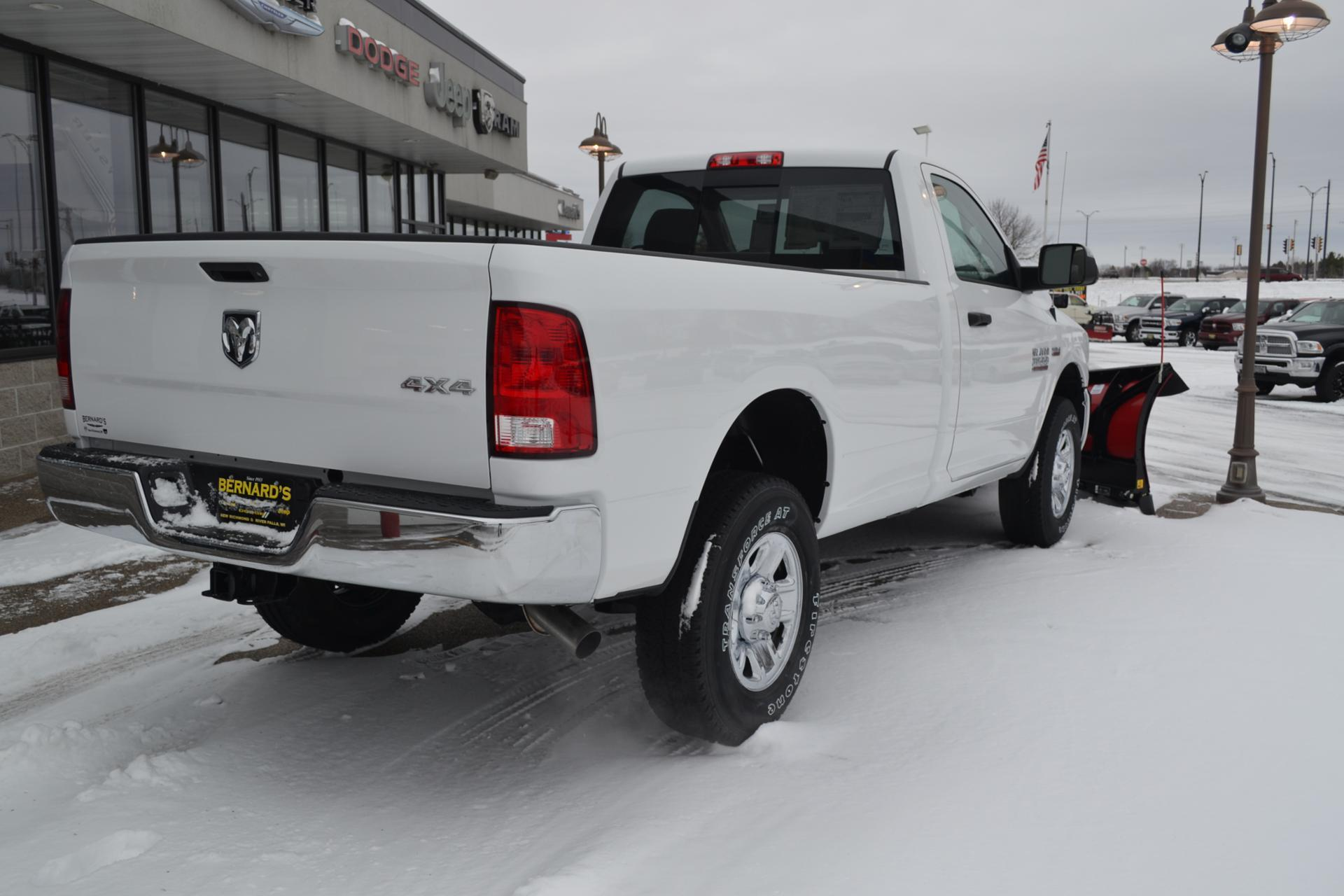 2018 Ram 3500 Regular Cab 4x4,  Pickup #18-1089 - photo 13