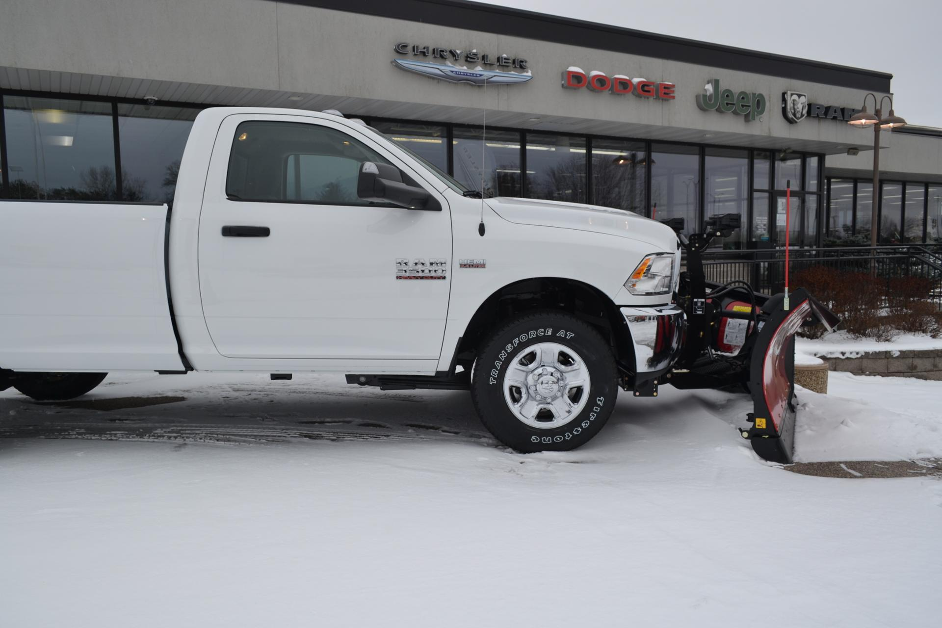 2018 Ram 3500 Regular Cab 4x4,  Pickup #18-1089 - photo 4