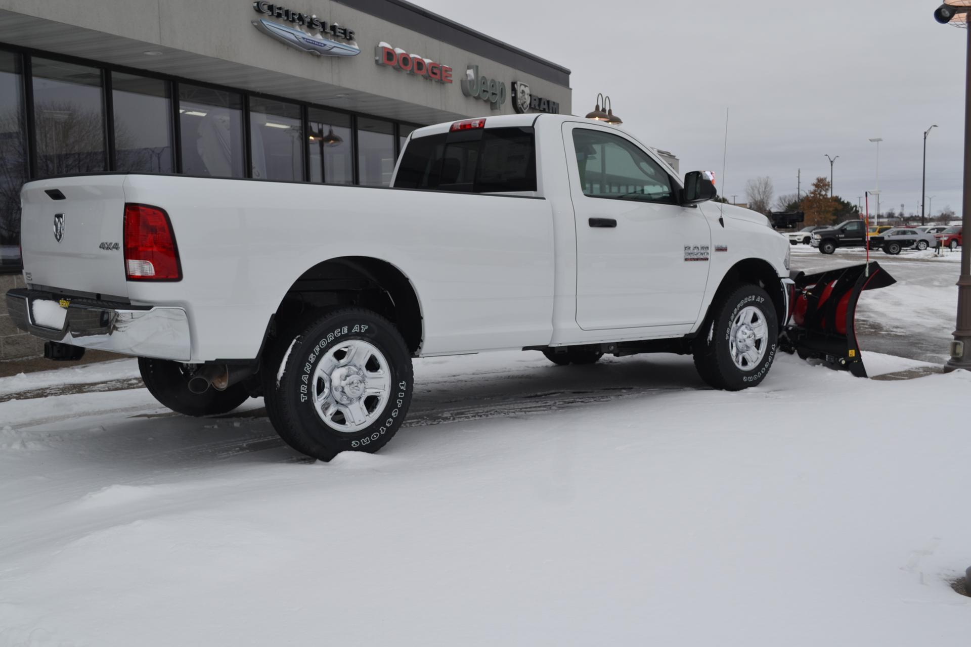 2018 Ram 3500 Regular Cab 4x4,  Pickup #18-1089 - photo 5