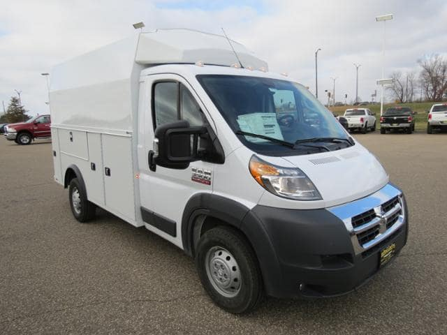 2018 ProMaster 3500 Standard Roof, Service Utility Van #18-161 - photo 5