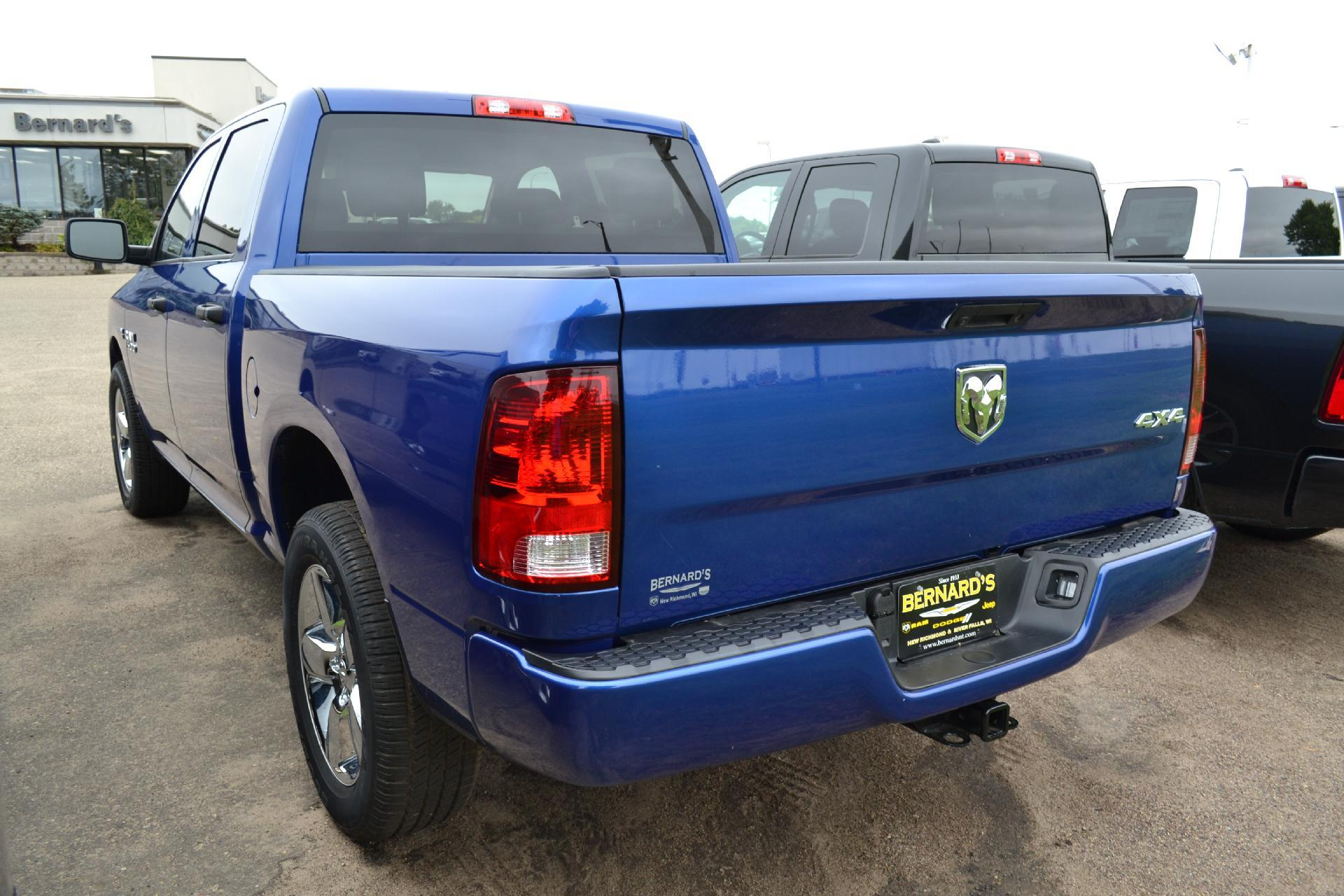 2018 Ram 1500 Crew Cab 4x4,  Pickup #18-519 - photo 2